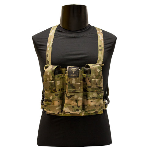 Six Magazine Chest Rig