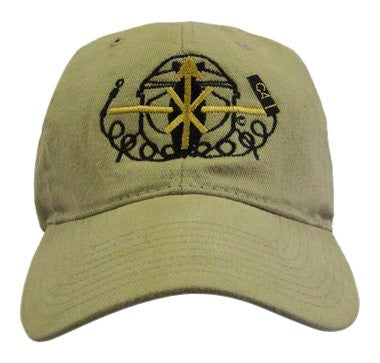 Symbology Cap, Explosive Ordinance Disposal (EOD)