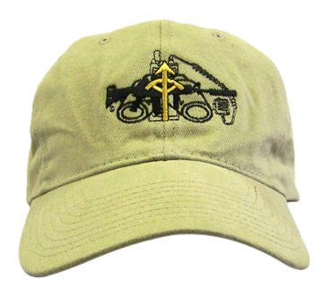 Symbology Cap, Recon