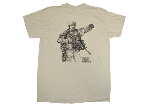 Symbology T-Shirt, Platoon Leader