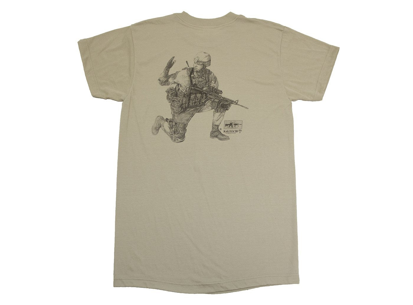Symbology T-Shirt, Squad Leader