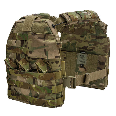 Viper Vest, Releasable Plate Carrier
