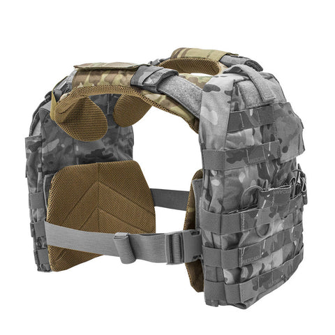 Plate Carrier Comfort System