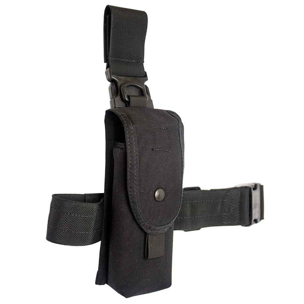 Speed Clip 60 Round Surefire® Mag Pouch, Thigh, Belt, Vest
