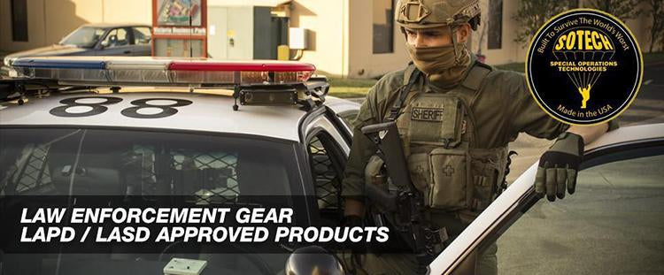 LAPD - LASD Approved Items