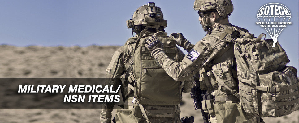 Nylon Handcrafted Tactical Equipment – S O Tech Tactical