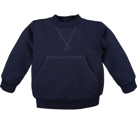 Bazen sweaters navy - Simply Comfy