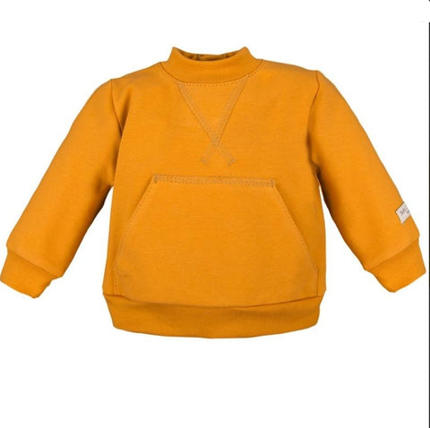 Bazen sweaters orange - Simply Comfy