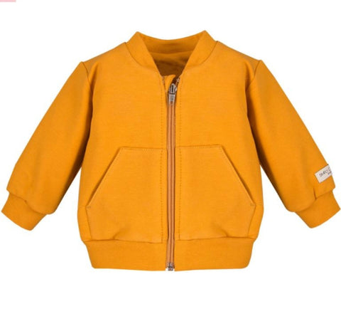 Bomber vest orange - Simply Comfy - LittleBosses