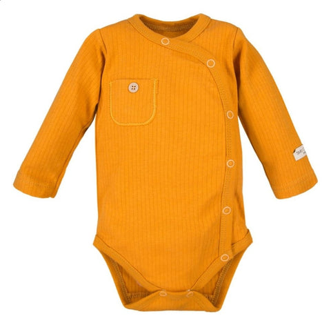 Omslag romper orange - Simply Comfy - LittleBosses