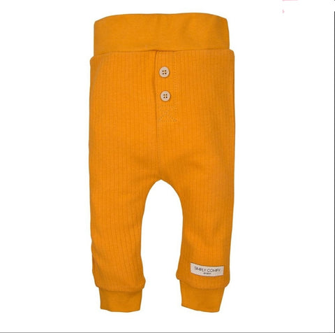 Simply Comfy broek orange | Little bosses