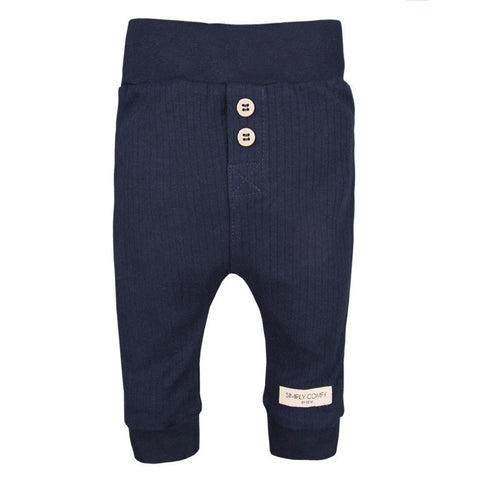 Simply Comfy broek navy | Little bosses