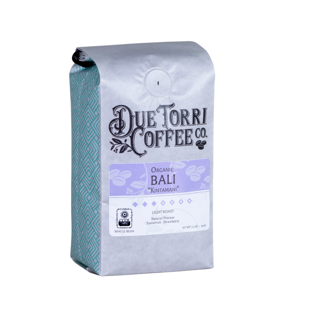 "Bali Natural ""Kintamani"" - Due Torri Coffee"