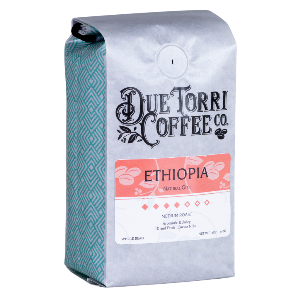 Load image into Gallery viewer, Ethiopia Natural Guji - Due Torri Coffee