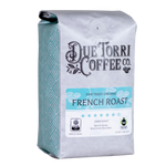 Fair Trade Organic French Roast - Due Torri Coffee