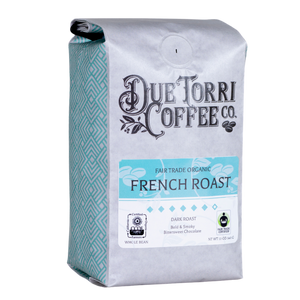Load image into Gallery viewer, Fair Trade Organic French Roast - Due Torri Coffee