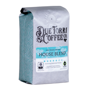Load image into Gallery viewer, Fair Trade Organic House - Due Torri Coffee