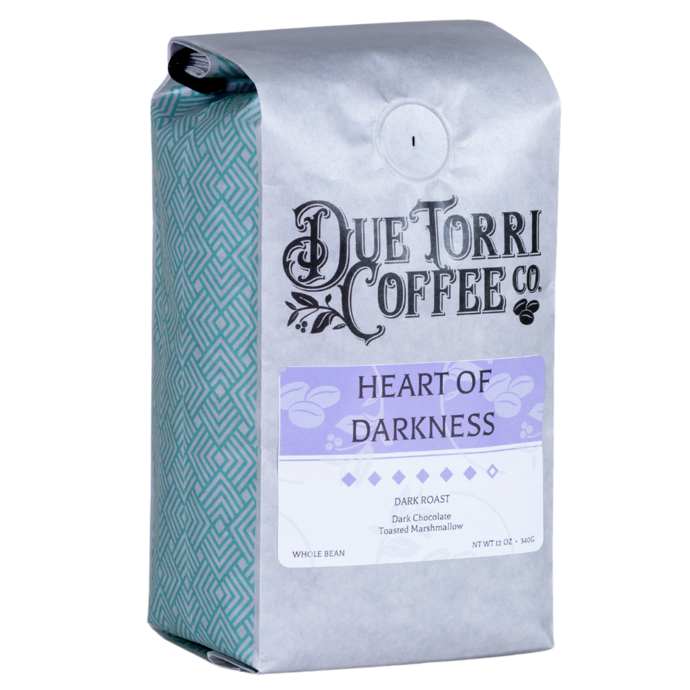 Load image into Gallery viewer, Heart of Darkness - Due Torri Coffee