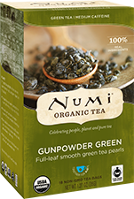 Gunpowder Green - Due Torri Coffee