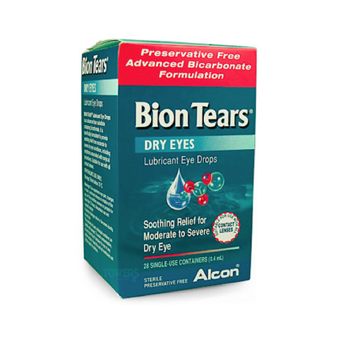 ALCON Bion Tears Eye Drops 28 x 0.4ml