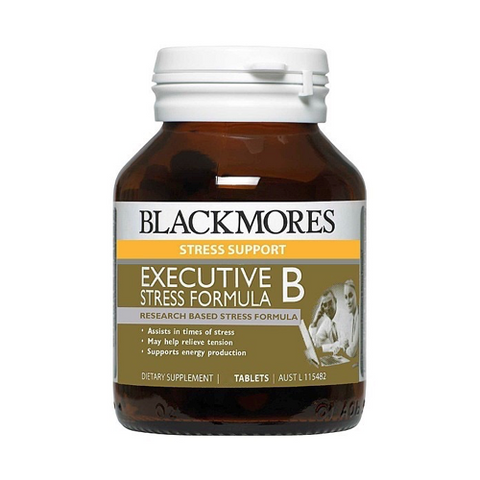 BLACKMORES Executive B Stress