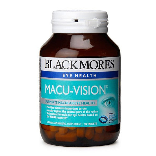 BLACKMORES Macu-Vision Tablets, 90's