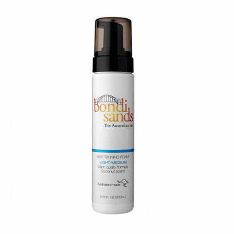 BONDI Sands Self Tanning Foam, 200mL
