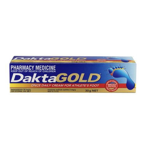 DAKTAGOLD Anti Fungal Cream, 30g