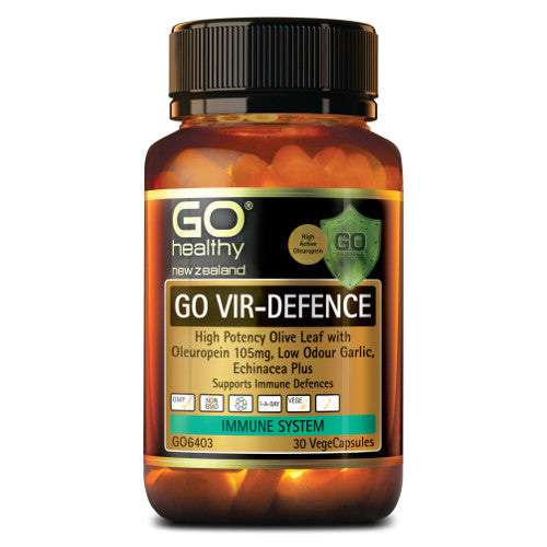 GO Vir-Defence VegeCapsules