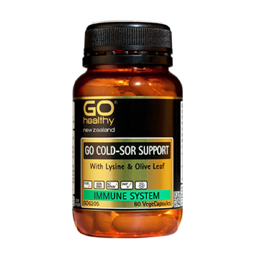 GO Cold-Sor Support Capsules
