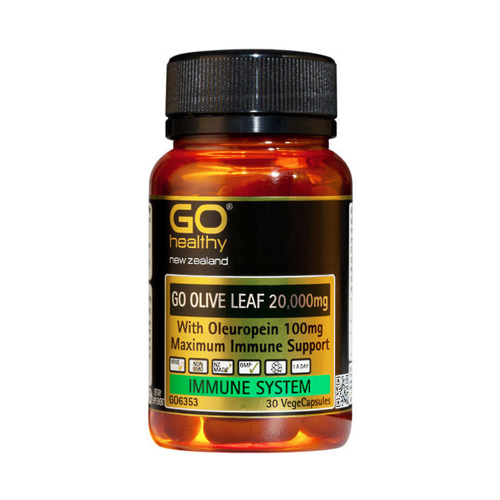 GO Olive Leaf 20000mg, 30