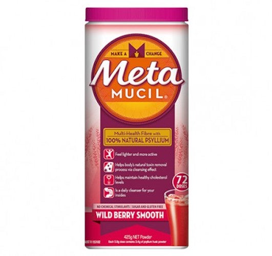 METAMUCIL 72 Dose Fibre Supplement