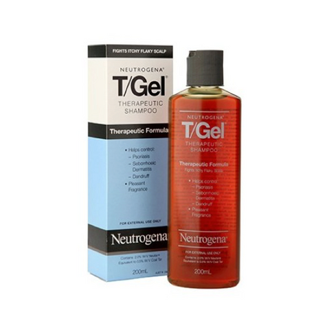 NEUTROGENA T/Gel Shampoo, 200ml