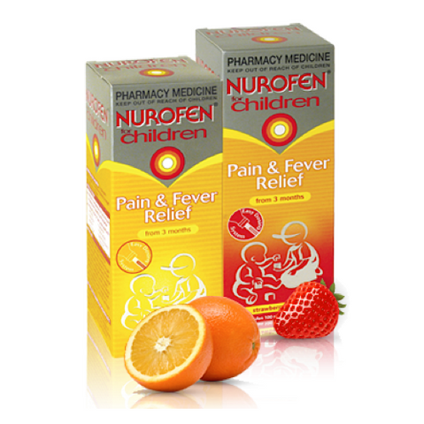 NUROFEN Liquid for Children, 200mL
