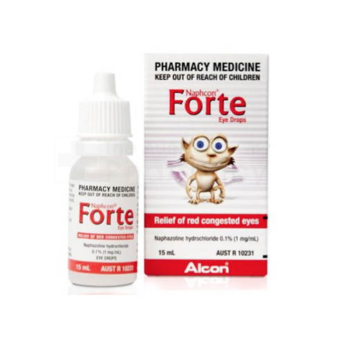 NAPHCON Forte Eye Drops, 15ml