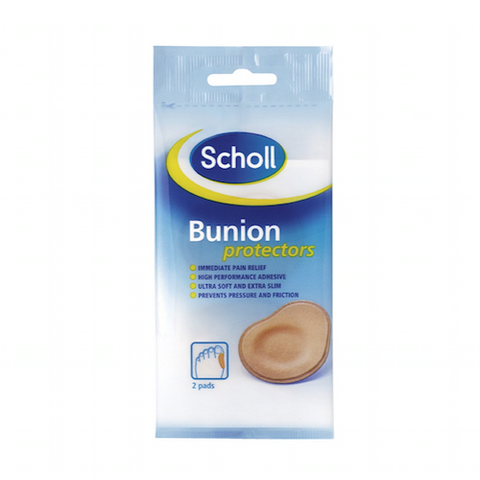 SCHOLL Bunion Protector Pads, 2