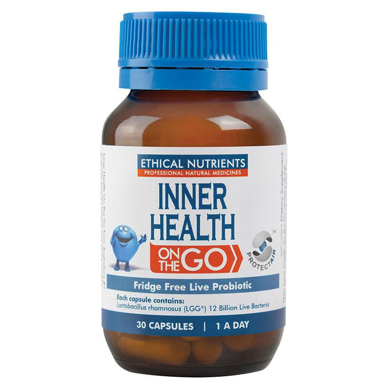 ETHICAL NUTRIENTS Inner Health On The Go Capsules