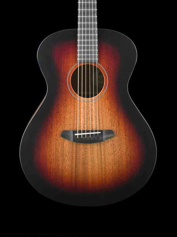 Breedlove Concert Fire Light E Sunburst - Mahogany Top - Mahogany Back and Sides