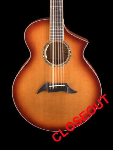 Breedlove Masterclass 12 String - Figured Maple Back & Sides