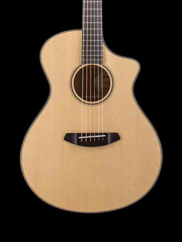 Breedlove Oregon Concert, CE. - Solid Sitka Top - Solid Myrtlewood Back & Sides - Ebony Fingerboard