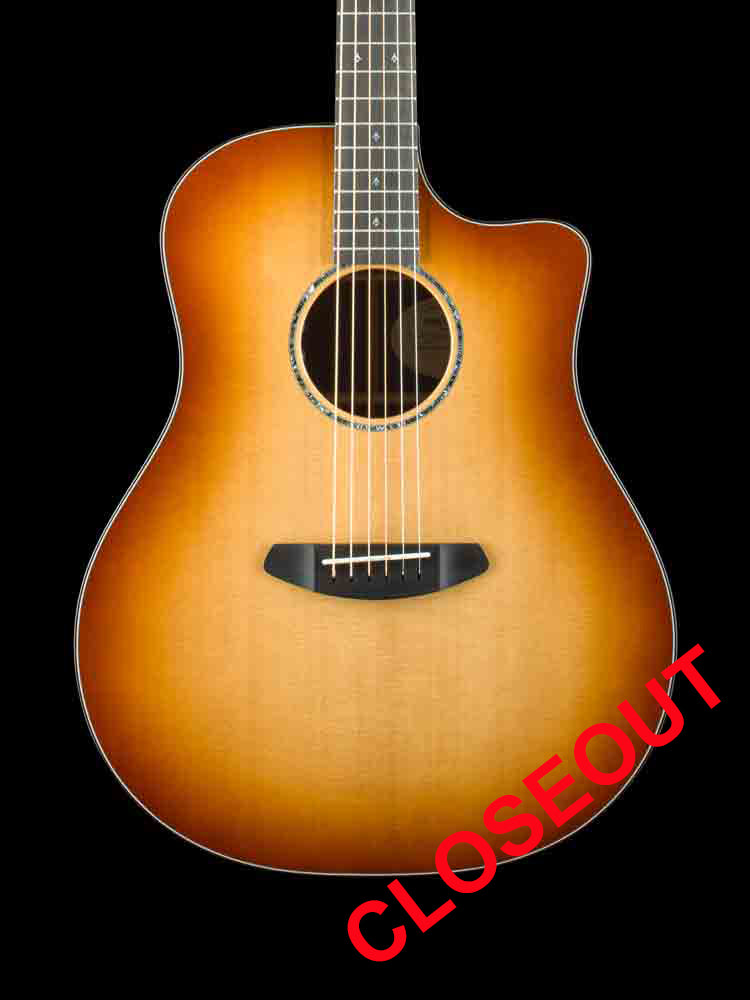 Breedlove Preimer Dreadnought Copper CE - Sitka Top - East Indian Rosewood Back and Sides