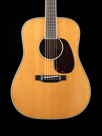 Bourgeois D Large Soundhole - Adirondack Top - Brazilian Back and Sides - Vintage Style Herringbone
