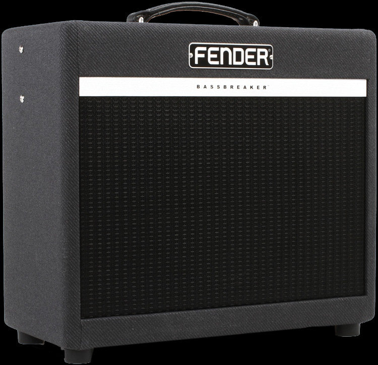 Fender Bassbreaker 15 combo - Supercharged with a plethora of flexible features