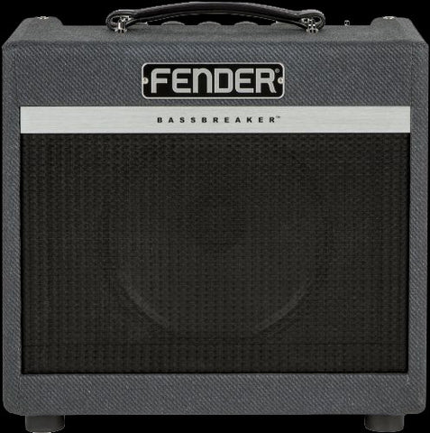 Fender BassBreaker 007 Combo - 7 Watt  Amplifier -  2-12AX7 Tubes and 1-EL84