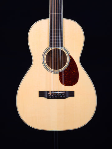 Collings 03 12 String - Adirondack Top - Flame Maple Back and Sides - Collings Traditional Case Included