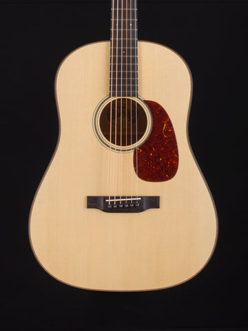 Collings Baritone 1 - Adirondack Spruce Top - Mahogany Back and Sides - Rope Purfling