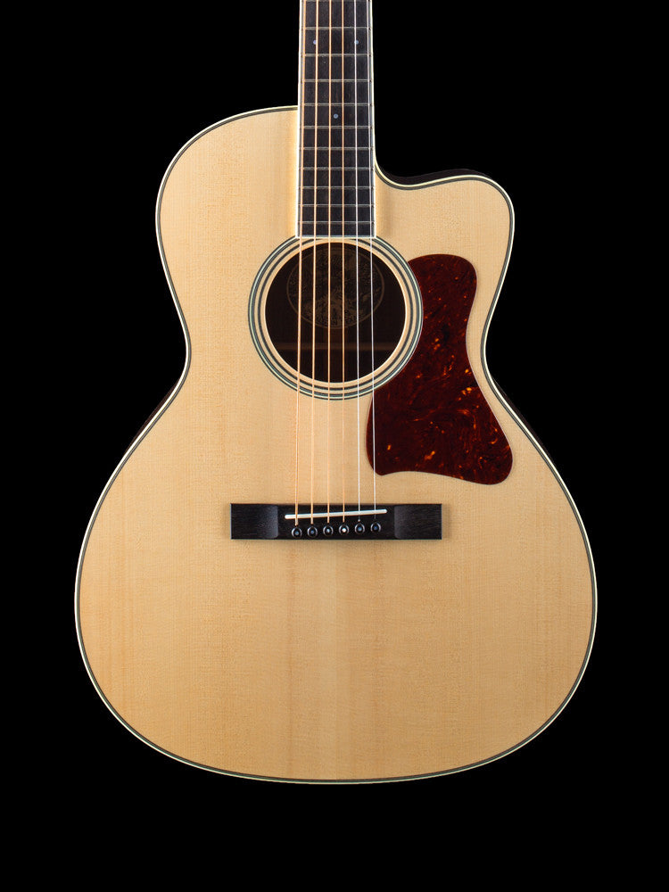 Collings C10 Deluxe Cutaway - Adirondack Top - East Indian Rosewood Back and Sides