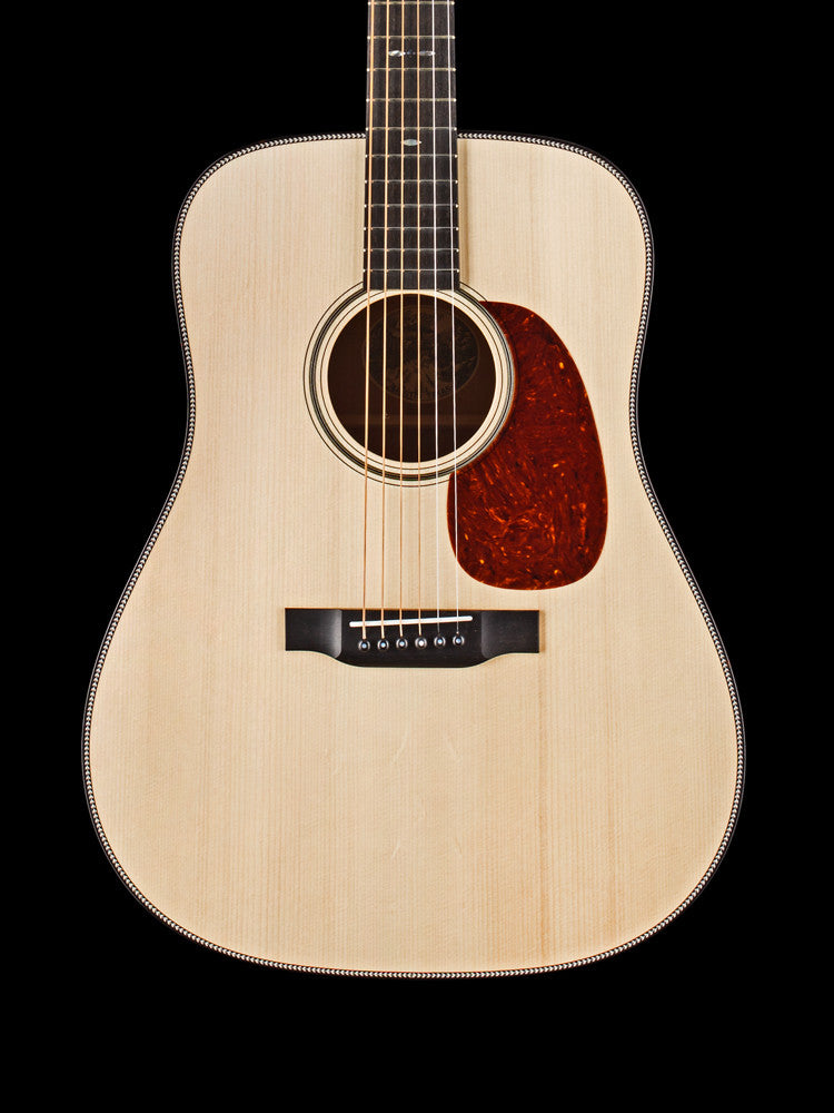 Collings - D1A -Herringbone - 42 Style Snowflale Inlay - Adirondack Top