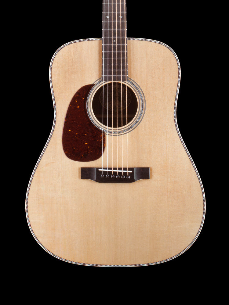 Collings D2HA - Left Handed - East Indian Rosewood - Adirondack Top - With Herringbone Purfling