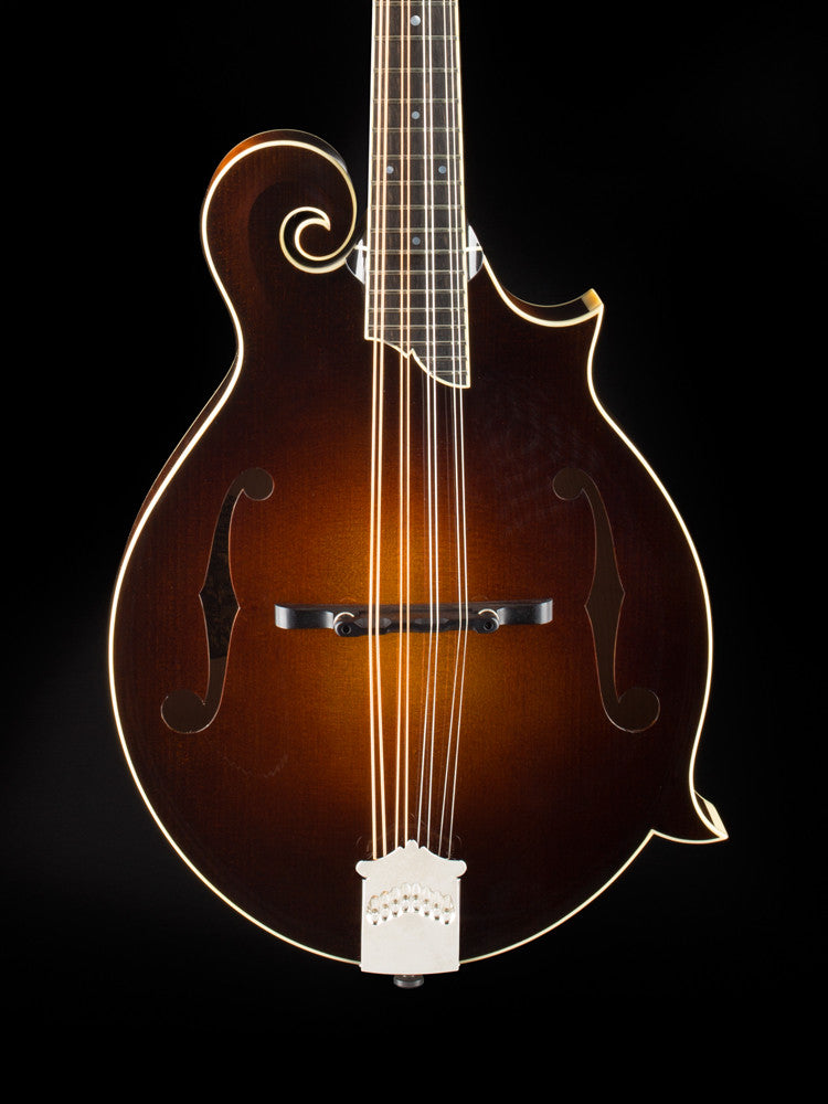 Collings MF5 Mandolin - Sunburst - Adironcack Top - Flamed Maple Back & Sides